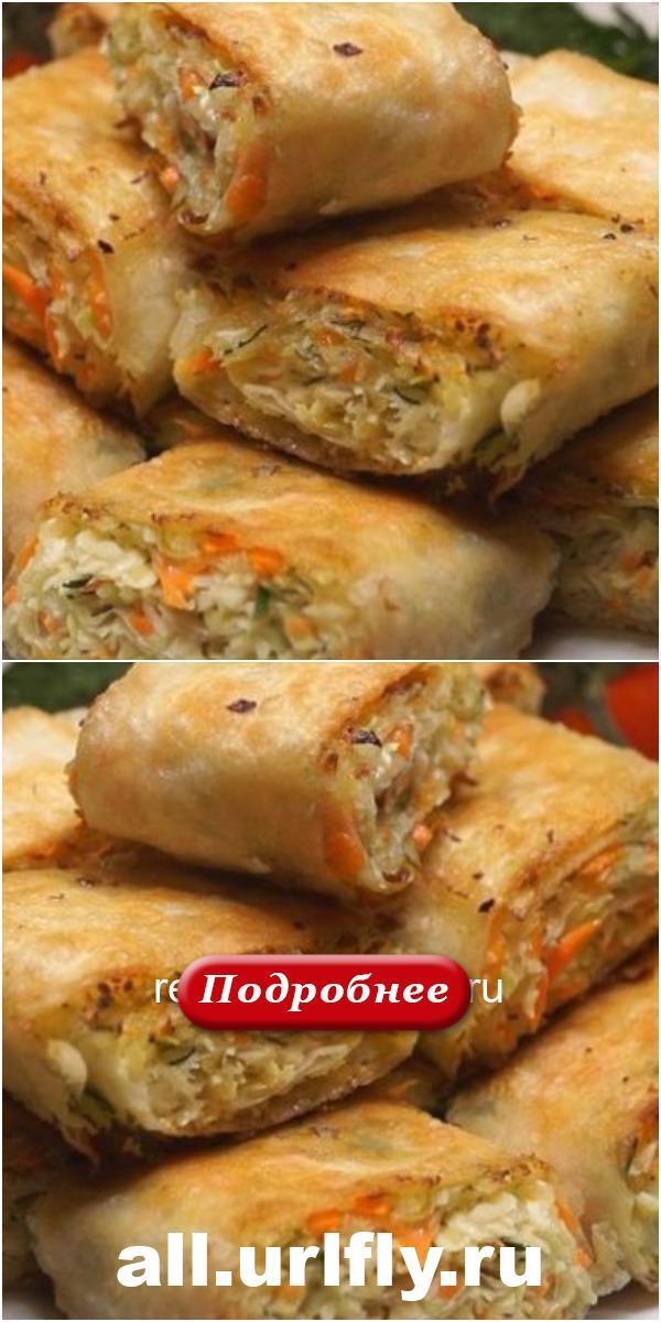 Улетная хрустящая закуска из лаваша «Гости будут в шоке»