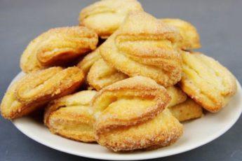 Вкусное, мягкое, нежное творожное печенье для детей