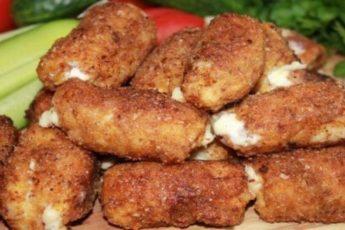 Рецепт аппетитных куриных рулетов с потрясающей начинкой 1